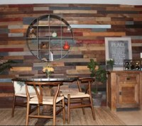 Pallet Wall/Reclaimed Wood | Hometalk