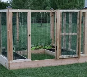 Easiest Ways Build Raised Vegetable Bed In
