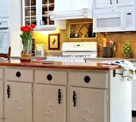 craigslist kitchen island kraft cabinets a redo hometalk diy design