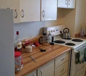 Rental Apartment Kitchen Updo! Hometalk