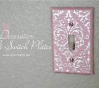 DIY Decorative Switch Plates & Outlet Covers | Hometalk