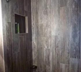 reclaimed wood tile