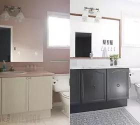 DIY: Bathroom Makeover On A Budget