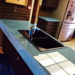 Kitchen Redo Porcelain Sink 13 Different Ways To Make Your Own Concrete ...