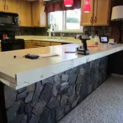 How To Build Your Own Kitchen Island Tables With Benches 13 Different Ways Make Concrete ...