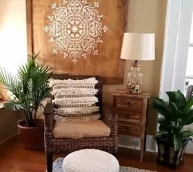Boho Style Diy Mandala Wall Hanging Hometalk