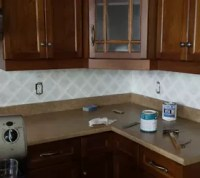 """Don't Paint Ceramic Tile"", They Said... 