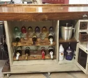 how to build a kitchen cabinet ikea island 15 brilliant ways upcycle old doors | hometalk