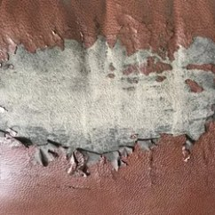 Spray Paint For Leather Sofa Rv Jackknife Canada Peeling Faux Chair | Hometalk