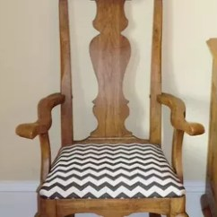 Living Room Chair Seat Covers Throw Blankets Sitting Pretty How To Reupholster Dining