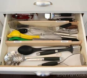 13 Storage Ideas That Will Instantly Declutter Your Kitchen Drawers Hometalk