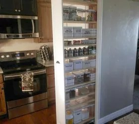 the best way to clean kitchen cabinets designs for small kitchens add more pantry space with these brilliant hacks | hometalk