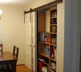 rolling kitchen cabinet ideas for add more pantry space with these brilliant hacks | hometalk