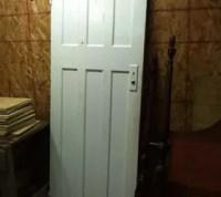 Coat Rack Made From An Old Door | Hometalk
