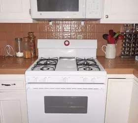 kitchen cabinet makeover kit remodel costs painting counters and back splash | hometalk