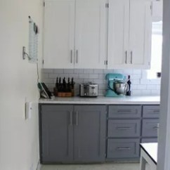 Diy Kitchen Cabinet Refacing Island Home Depot Transform Your Cabinets Without Paint (11 Ideas ...