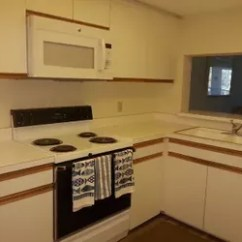 Can I Paint My Kitchen Cabinets Amish Redo Of 70's With Oak Strip - Under $200 ...