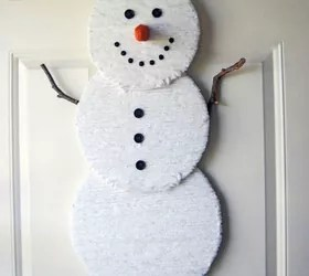 13 Insanely Cute Ways to Make a Snowman Without Snow