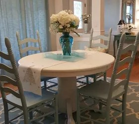 9 Dining Room Table Makeovers We Cant Stop Looking At
