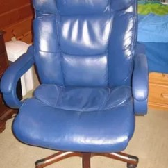 Faux Leather Chair Repair Vision Ergonomic Two Chairs Failing Is There A