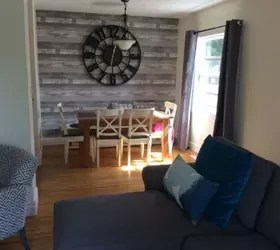 13 LowBudget Ways to Decorate Your Living Room Walls  Hometalk