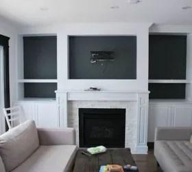 How to Fake Gorgeous BuiltIn Furniture 12 Ideas  Hometalk