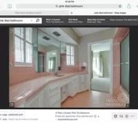 1960s pink bathroom remodel | Hometalk