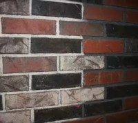 PAINTED GROUT - FIREPLACE MAKEOVER | Hometalk