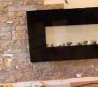 DIY Airstone Veneer Stone Accent Wall | Hometalk
