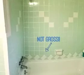 how to get rid of mold & mildew in a shower   hometalk