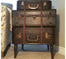 Throw Suitcase 15