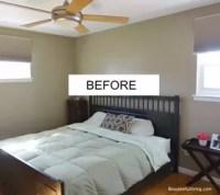 Bedroom Makeover - Plain Jane to Glam! | Hometalk