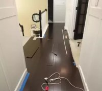 Laying Pre-engineered Bamboo Flooring | Hometalk