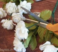 Plaster Of Paris Flowers | Hometalk
