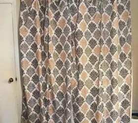 laundry room with curtains hometalk