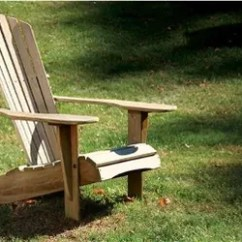 Plans For Adirondack Chair Ultimate Massage 10 Diy Chairs That Are Easy To Build Hometalk