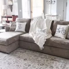 Modern Farmhouse Living Room Curtains Storage Solutions For Rooms Refresh With Diy Drop Cloth
