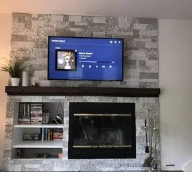 living room fireplace off centered lighting ideas india two focal points on opposite walls in center narrow fixed an hometalk