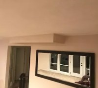 crown molding 8 foot ceilings