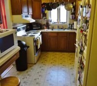 Get the Trendy Kitchen Cabinet Color Combo | Hometalk