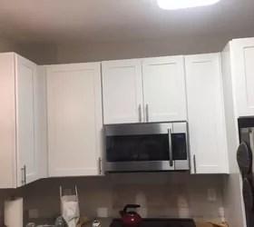 kitchen cabinet crown molding f make them fancy hometalk