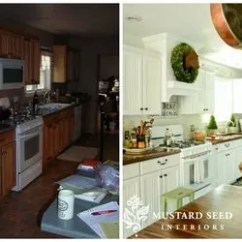 Kitchen Cabinet Makeovers Commercial Sink Drain Parts 9 Inspiring Before And After Hometalk Cabinets Makeover