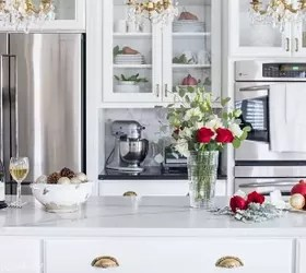 Christmas kitchen decor with french country elegance also hometalk rh