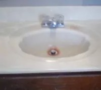 Can I paint a bathroom sink that is faux marble and ...