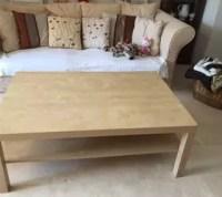 Ikea Lack Coffee Table | Hometalk