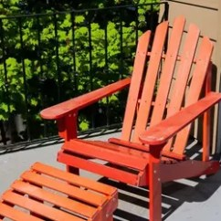 Paint For Adirondack Chairs Graco Rittenhouse High Chair How To Spray Wooden Hometalk