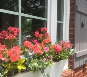 kitchen window box small decor our diy flower hometalk