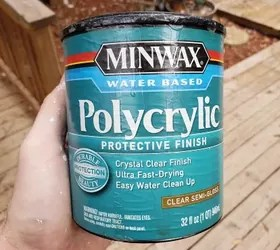 Polyurethane Over Paint