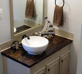 clever bathroom vanity projects