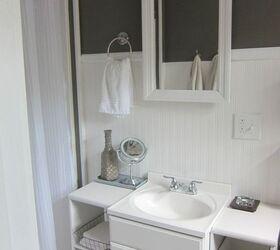 Bathroom Vanity Extra Side Storage Hometalk